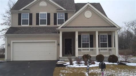 house with 4 bedrooms beautiful 4 bedroom home for rent in westerville oh