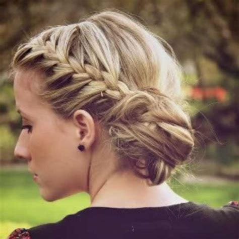 fun low bun hairstyles for summer 2014 the hairstyle