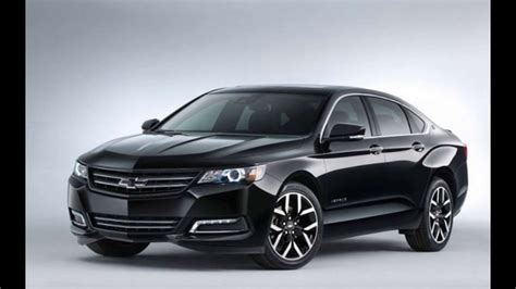 In 2018 Chevrolet New Impala Ss Concept Sport ??