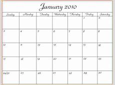 6+ microsoft office calendar templates bookletemplateorg