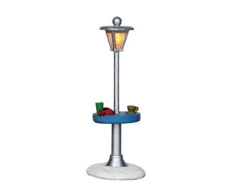 battery operated heat l lemax village collection outdoor table heat l battery