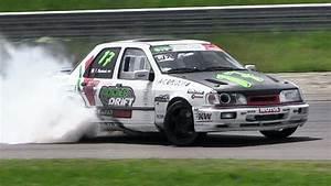 Ford Sierra Cosworth Great Dohc 16v Turbo Engine Sound