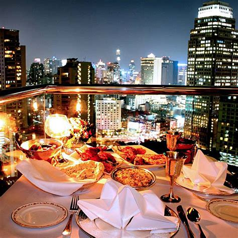 Most Romantic Restaurants In Bangkok  Travel + Leisure