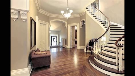 Home Stair : Home Entrance Foyer With Staircase-foyer Interior Design