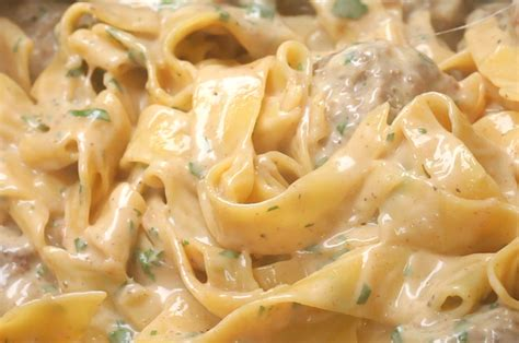 pot swedish meatball pasta keeprecipes
