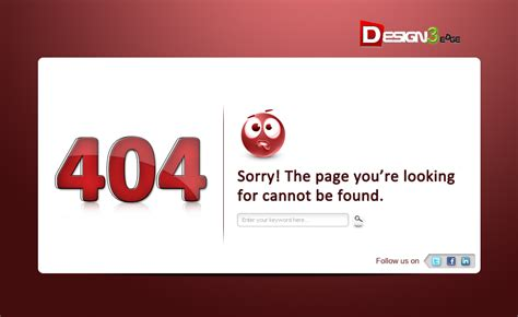 custom 404 page template free 10 free 404 error page html templates blogoftheworld