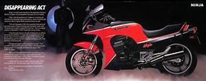 1985 Kawasaki 900 Ninja