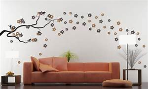 8 wall decor ideas to liven up your house for Wall sticker design ideas