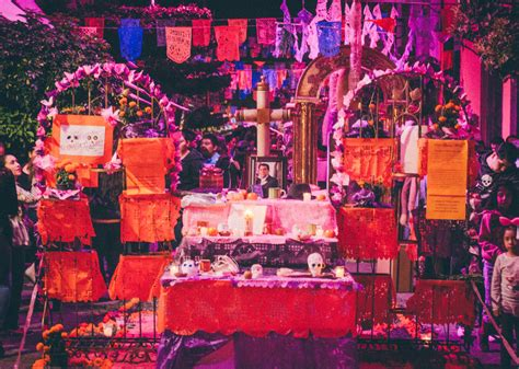 photography queue mexico altar day of the dead artists on