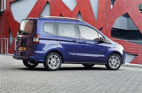 ford tourneo courier  van review honest john