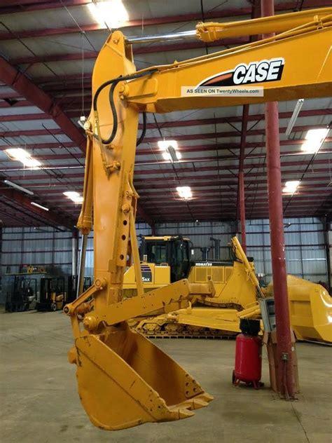 case  hydraulic excavator cat jd komatsu volvo