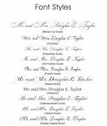 Font For Wedding Invitations by Wedding Fonts For Microsoft Word Bing Images