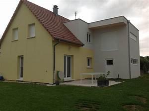 Extension maison toit plat a etage ventana blog for Superb maison toit plat bois 6 extension de maison sur deux etages abt construction bois