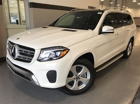 That's not to say the gle 350 doesn't have plenty to offer; New 2018 Mercedes-Benz GLS 450 4MATIC SUV | Polar White OC18-53