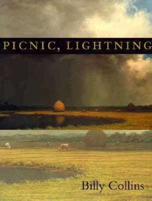 picnic lightning  billy collins reviews discussion