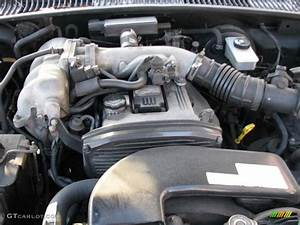 2000 Kia Sportage Standard Sportage Model 2 0 Liter Dohc
