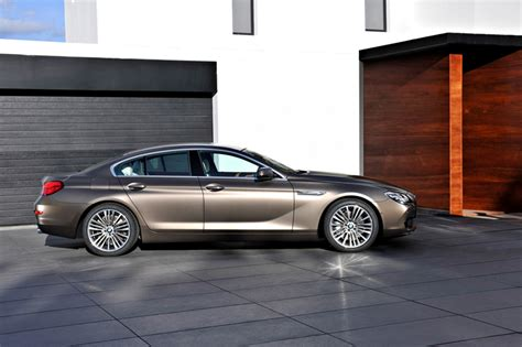 2013 Bmw 6-series Gran Coupe Unveiled