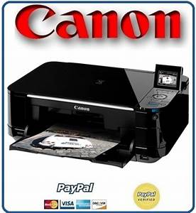 Canon Pixma Mg5220 Service  U0026 Repair Manual