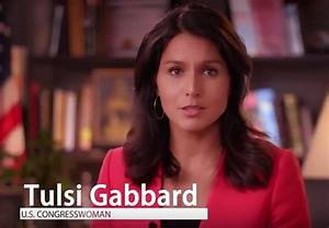 Former DNC Vice-Chair Tulsi Gabbard Weighs-In on 2016 ...