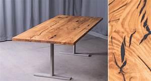Esstisch Massivholz Rustikal : esstische und couchtische massivholz schreinerei kleinert aus rodenbach ~ Markanthonyermac.com Haus und Dekorationen