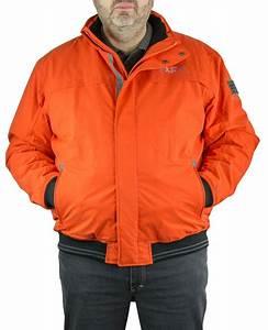 Blouson Grande Taille Homme : blouson homme grande taille orange all size ~ Medecine-chirurgie-esthetiques.com Avis de Voitures