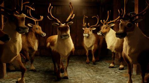 christmas reindeer download hd wallpapers