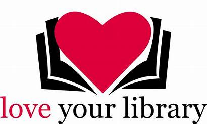 Library Heart February Month Books Lovers Community