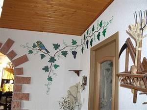 Déco Fer Forgé Mural : decor mural interieur ~ Teatrodelosmanantiales.com Idées de Décoration