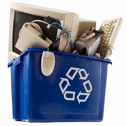 Recycling Electronics Computer Residents Adds Option Joliet