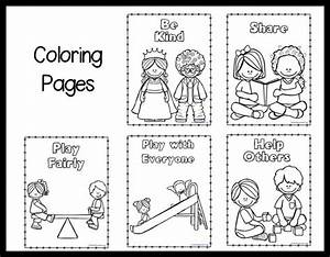 Making Good Choices Coloring Pages
