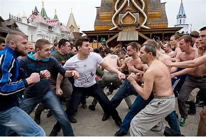 Fighting Fist Russian Apocalyptic Culture Fights Fighters