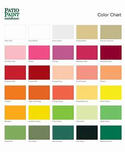 Free 7  Color Chart Examples  U0026 Samples In Pdf