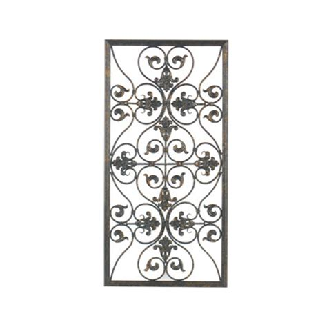 legacy home forged grille wall d 233 cor reviews wayfair
