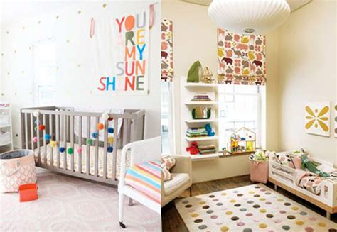 4 conseils pour une chambre de bébé mixte tendance idées