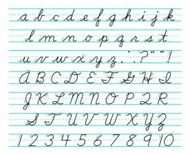 HD wallpapers cursive writing worksheets printable a z