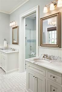 Understated nantucket luxury for Nantucket style bathrooms