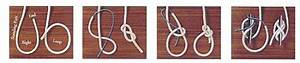Knot Tying Instructions