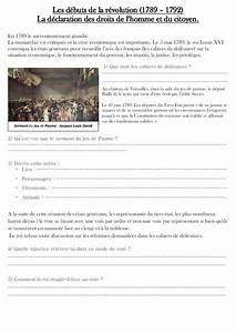 debuts de la revolution 1789 1792 exercices les With documents sur le management