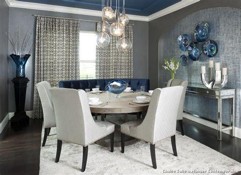 chaises modernes salle a manger chaise salle a manger contemporaine with classique chic salle 192 manger d 233 coration de la maison