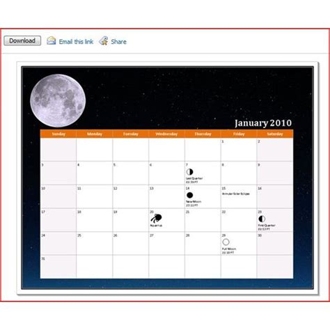 custom calendar template calendar templates free weekly monthly and other templates for creating your own custom calendar