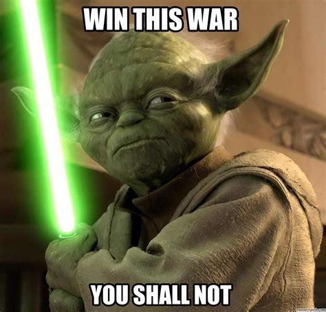 Funny Yoda Memes - star wars meme yoda www imgkid com the image kid has it