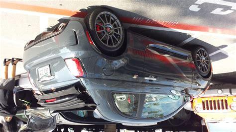 jake stumph racing meets fiat  abarth cabrio speedonline