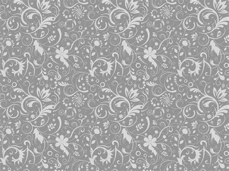 Florale Muster Kostenlos by Gray Floral Pattern Free Vectors Ui
