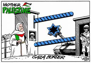 7 cartoons of Mother Palestine (by Latuff) : Indybay