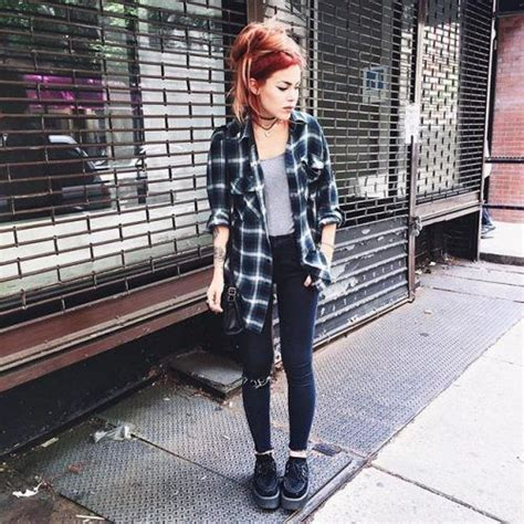 How to Wear Flannel Shirts - 20 Best Flannel Outfit Ideas