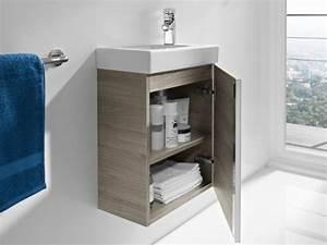 Meuble Pour Petite Salle De Bain : petits espaces 10 meubles sous vasque pour une petite ~ Dailycaller-alerts.com Idées de Décoration