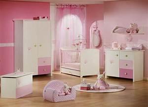 idees enfants chambre lisa pour fille mobilier sauthon With chambre bébé design avec fleur de bach deuil
