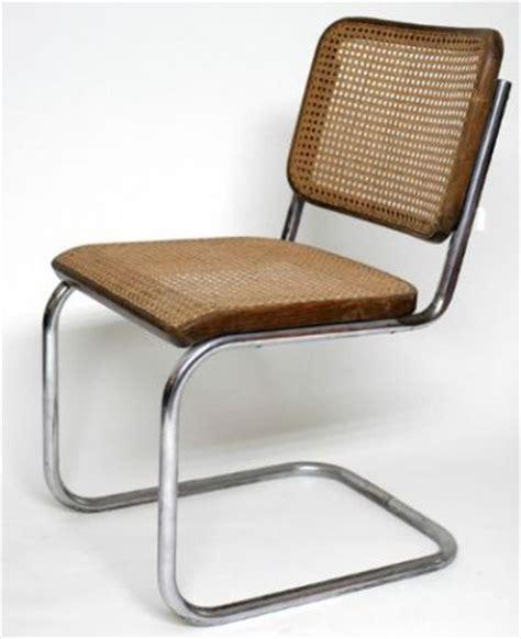 breuer stoel zitting breuer thonet stoel bekleden hoe waarmee