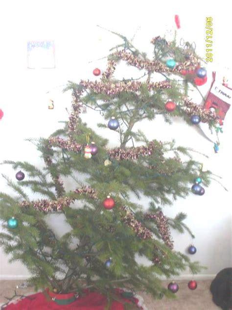 ugly christmas tree 6 home garden do it yourself