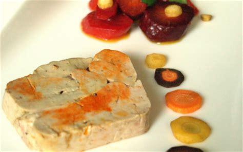 cuisiner le foie de lotte recettes de terrine de foie de lotte les recettes les